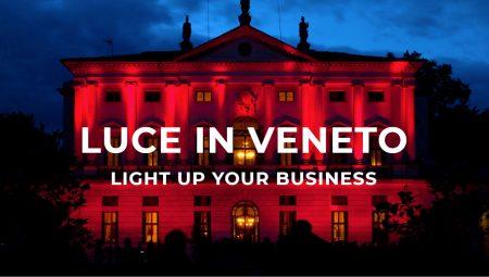 European project Luce in Veneto